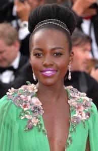 Modazip Lupita Nyong´o en Cannes 2015