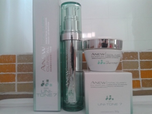modazip avon anew total clarify mi tratamiento