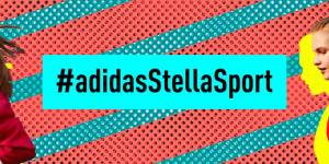 """""""No seas diferente, no seas igual, simplemente sé vos misma"""" #adidasStellaSport"""