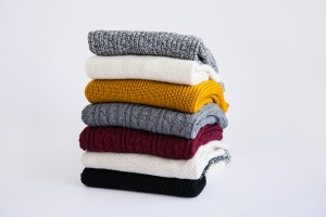 modazip Yagmour Sweaters paleta de colores