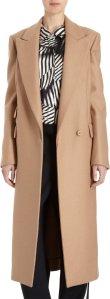 modazip stella mccartney long coat