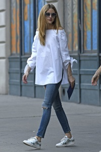 modazip olivia palermo sneakers moncler 4