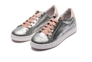 modazip calzado metalizado vero alfie